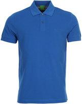 BOSS GREEN Polo Shirt C-Firenze/Logo 50333907 499 Open Blue
