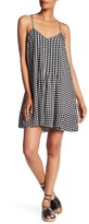 Sanctuary Spring Fling Pleated Gingham Dress
