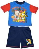 Disney Mickey Mouse Boys Shortie Pajama Age