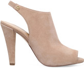 MICHAEL Michael Kors Ashby suede heeled sandals