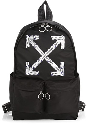 Off-White Airport Arrow Tape Backpack