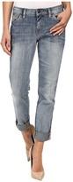 Jag Jeans Alex Boyfriend Platinum Denim in Saginaw Blue Women's Jeans