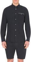 Marc By Marc Jacobs Noah Contrast-trim Cotton Shirt - For Men