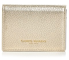 Campo Marzio Leather Business Card Holder