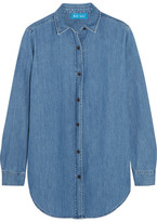 MiH Jeans Denim Shirt - Mid denim