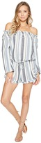 Roxy Anthem Cold Shoulder Romper Women's Jumpsuit & Rompers One Piece
