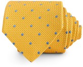 Thomas Pink Tilbury Spot Woven Classic Tie