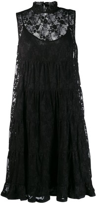 See by Chloe lace midi dress
