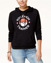 Pokemon Trainer Juniors' Graphic Hoodie by Hybrid