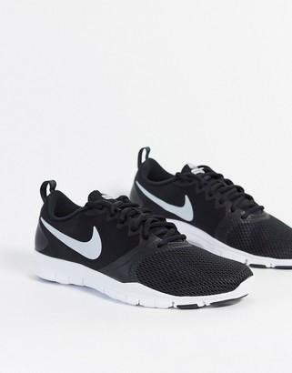 Nike Training Flex Essential sneakers in black