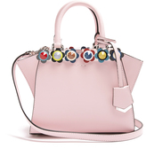 Fendi Petite 2jours flower leather bag