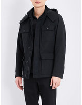 Hugo Boss Hooded Shell Jacket