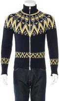 Michael Bastian Cashmere Intarsia Sweater