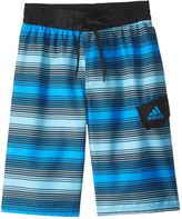 adidas Boys' Energy Stripe Swim Trunks (820) - 8153675