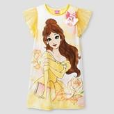 Disney Girls Nightgown - Yellow