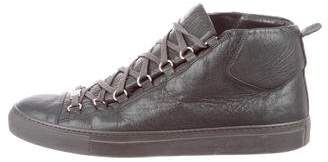 Balenciaga Arena High-Top Sneakers