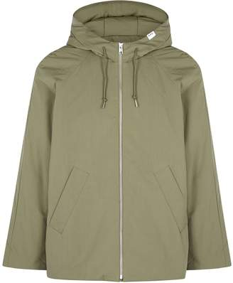 A.P.C. Khaki Cotton-blend Jacket