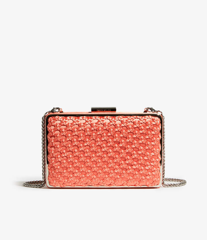 505aa7048ea Womens Coral Clutch Bags - ShopStyle UK
