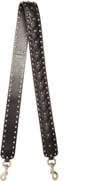 Valentino Rockstud Spike quilted-leather bag strap