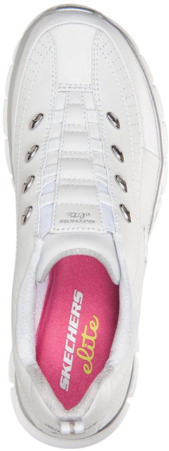 Skechers Women's Elite Class Memory Foam Sneakers from Finish Line
