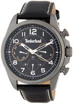 Timberland Men&s Smithfield Leather Watch