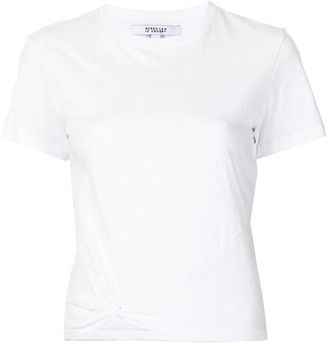 Derek Lam 10 Crosby knot-detail T-shirt