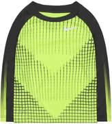Nike Boys 4-7 Chevron Squares Dri-FIT Raglan Tee