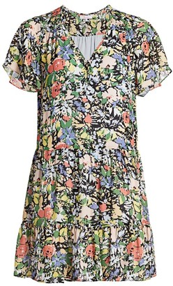 Parker Savanah Floral Shift Dress