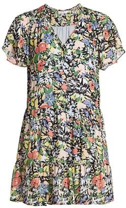 Parker Savanah Floral Shift Dress