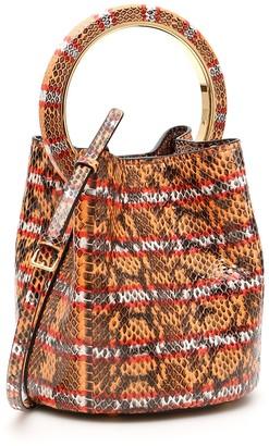 Marni Pannier Top Handle Shoulder Bag