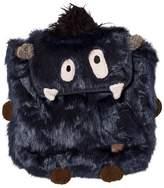 Barts Navy Fluffy Dingo Backpack