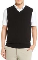 Cutter & Buck Men's Big & Tall Lakemont V-Neck Sweater Vest