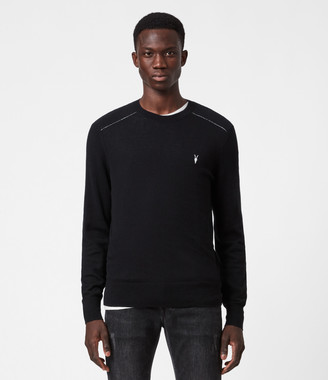 AllSaints Helm Crew Sweater