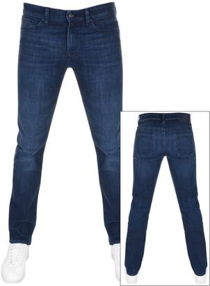 Boss Casual BOSS Delaware Slim Fit Jeans Blue
