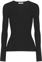Michael Kors Cashmere Sweater - Black