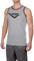 Pony Logo Shirt - Sleeveless (For Men)