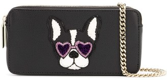 Kate Spade Francois appliqued crossbody bag