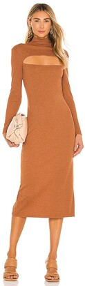 NBD Tahoe Midi Dress