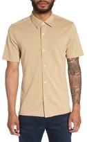 Theory Men's Slim Fit Air Pique Sport Shirt