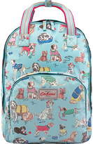 Cath Kidston Dogs Multi Pocket Backpack