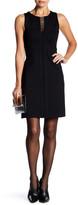 Yoana Baraschi French Legion Compression Knit Shaper Dress