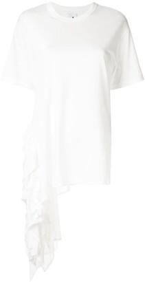 Puma Maison Yasuhiro asymmetric T-shirt