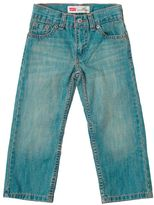 Levi's Toddler Boy 505 Relaxed Straight-Leg Jeans
