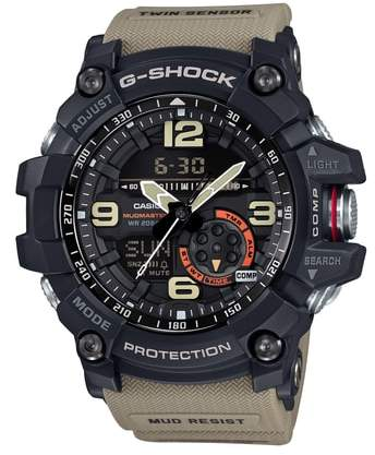 G-Shock BABY-G AD Mudmaster Strap Watch, 50mm