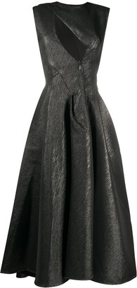 Maticevski Luther cut-out gown