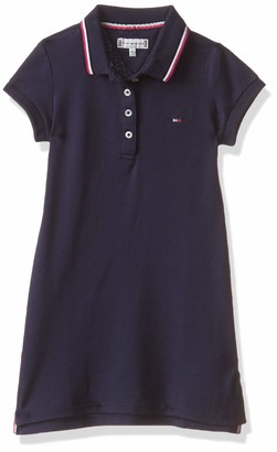Tommy Hilfiger Girl's Essential Polo Dress S/s