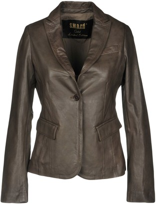 S.W.O.R.D. Suit jackets
