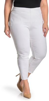 NYDJ Pull-On Skinny Ankle Jeans (Plus Size)