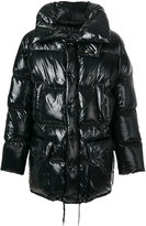 Marc Jacobs long padded coat