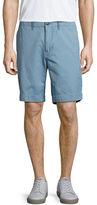 Billy Reid Clyde Cotton-Linen Shorts